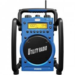 Sangean - U-3 - Sangean U-3 Digital AM/FM Utility Radio - 5 x AM, 5 x FM Presets