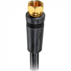 RCA - VH625R - RCA VH625R RG6 Coaxial Cable (25ft; Black)