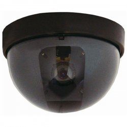 Speco - VL-644DC - Speco VL-644DC Indoor Dome Camera - Black - Color - CCD - Cable