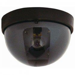 Speco - VL-644DC - Speco VL-644DC Indoor Dome Camera - Black - Color - CCD - Cable
