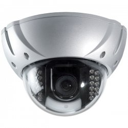 Speco - VL-650IRVF/S - Speco VL-650IRVF/S Vandal proof Weatherproof Dome Camera - Silver - Color - CCD - Cable