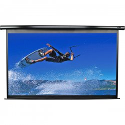 "Elite Screens - VMAX150UWH2 - Elite Screens VMAX150UWH2 VMAX2 Ceiling/Wall Mount Electric Projection Screen (150"" 16:9 Aspect Ratio) (MaxWhite FG) - 74"" x 131"" - MaxWhite - 150"" Diagonal"