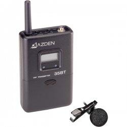 Azden - 35BT - Azden 35BT Wireless Bodaypack Microphone Transmitter - 589.88MHz Transmitter Frequency