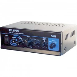Pyle / Pyle-Pro - PTA2 - Pyle PylePro PTA2 Power Amplifier - 80W