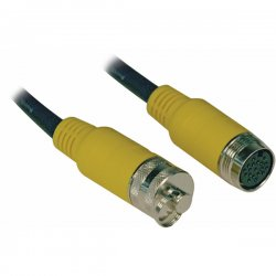 Tripp Lite - EZB-100 - Tripp Lite Easy Pull Long-Run Display Cable - Type-B Digital PVC Trunk Cable, 100-ft.