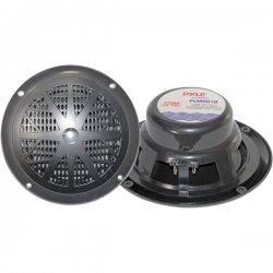 Pyle / Pyle-Pro - PLMR61B - Pyle Hydra PLMR61B Speaker - 120 W PMPO - 2-way - 1 Pack - 4 Ohm - Marine