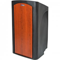 "AmpliVox - SN3250-SC - AmpliVox SN3250 Pinnacle Full Height Non-sound Lectern - 46.75"" Height x 26"" Width x 25.50"" Depth - Cherry"