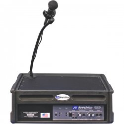 AmpliVox - SW124 - PODIUM AMPLIPOD WIRELESS (Each)