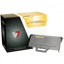 V7 - V7TN360 - V7 Black High Yield Toner Cartridge for Brother - Laser - High Yield - 2600 Page