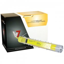 V7 - V7D5100Y - V7 Yellow High Yield Toner Cartridge for Dell 5100cn - Laser - High Yield - 8000 Pages