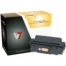 V7 - V796X - V7 Black Ultra High Yield Toner Cartridge for HP LJ - Laser - High Yield - 9000 Pages