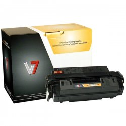 V7 - V710X - V7 Black Ultra High Yield Toner Cartridge for HP LJ - Laser - High Yield - 10000 Pages