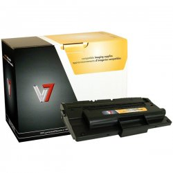 V7 - V7ML2250 - Black Toner Cartridge For Samsung ML-2250, ML-2251N, ML-2251NP, ML-2252W; SCX