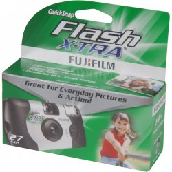 Fujifilm - 7129032 - Fujifilm QuickSnap 7129032 35mm Disposable Camera - 35mm
