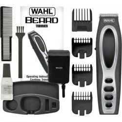 Wahl Clipper - 5598 - Wahl 5598 Trimmer Beard And Stubble Rechargable 12pcs