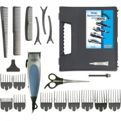 Wahl Clipper - 9243-004 - Wahl 9243 004 Clipper Kit 22 Piece Homepro High Carbon Steel
