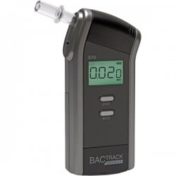 BACtrack - S-70 - BacTrack Select S-70 Personal/Professional Digital Breathalyzer, EA