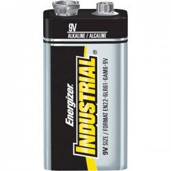 Energizer - EN22 - Energizer EN22: Alkaline 9-Volt Battery - 9V - Alkaline - 9 V DC - 12 / Box