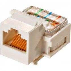 Steren Electronics - 310-108WH-10 - Steren Keystone Modular Jack - RJ-45