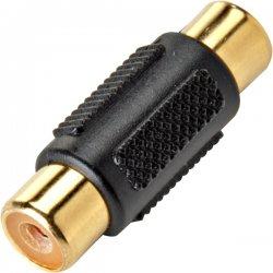 Steren Electronics - 251-116-10 - Steren RCA Coupler - Plastic