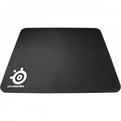 "SteelSeries - 63004 - SteelSeries QcK Mouse Pad - 12.6"" x 11.22"""