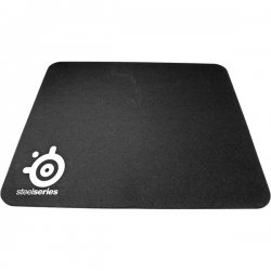 "SteelSeries - 63005 - SteelSeries QcK Mini Mouse Pad - 9.84"" x 8.27"""