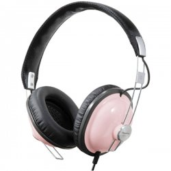 Panasonic - RP-HTX7-P1 - Panasonic RP-HTX7 Stereo Headphone - Wired Connectivity - Stereo - Over-the-head - Pink