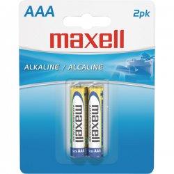 Maxell - 723807 - Maxell Alkaline General Purpose Battery - AAA - Alkaline