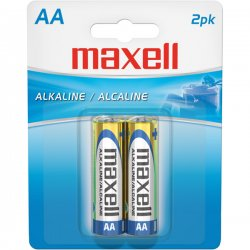 Maxell - 723407 - Maxell Cell Battery - AA