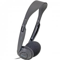 RCA - HP335N - RCA HP335N Over-the-Head Headphones