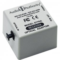 Audio Authority - 977RPO - Audio Authority 977RPO Digital Coaxial To Digital Optical Converter