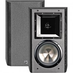 BIC America / Acoustech - FH-65B - BIC America Formula FH-65B 175 W RMS - 350 W PMPO Speaker - 2-way - 8 Ohm - 96 dB Sensitivity - Bookshelf, Wall Mountable