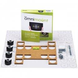 OmniMount - OMF - OmniMount OMF Wall Mount - 80 lb - Black