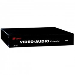 QVS - VAC5-EX4 - QVS VAC5-EX4 Video Extender - 1 x 4 - QXGA - 984ft, 656.17ft, 590.55ft