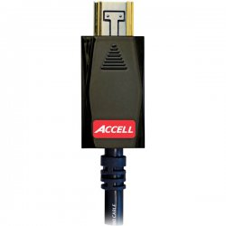 Accell - B104C-007B - Accell AVGrip Pro HDMI Cable - HDMI Male Digital Audio/Video - HDMI Male Digital Audio/Video - 6.6ft