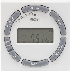 GE (General Electric) - 15089 - GE 15089 7-Day Digital Outlet Timer