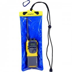 Dry Pak - DP-512 - Dry Pak VHF Radio Case, EA