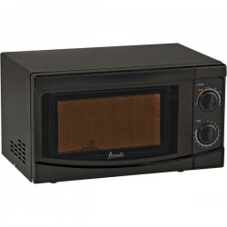 Avanti - MO7082MB - Avanti MO7082MB Microwave Oven - Single - 700W - Black