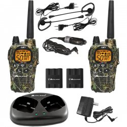 Midland Radio - GXT1050VP4 - Midland GXT1050VP4 Two Way Radio - 190080 ft