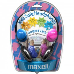 Maxell - 190338 - KHP2 - Maxell Kid Safe Children Headphones Khp-2