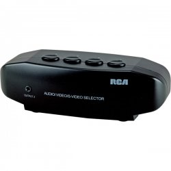 RCA - DH24SPF - RCA(R) DH24SPF 3GHz Digital Plus 2-Way Splitter
