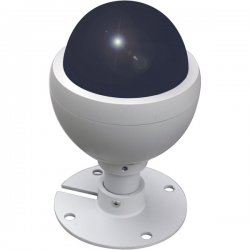 Channel Vision - 6143 - Channel Vision 6143 Indoor Pan Tilt Zoom Dome Camera - Color - CCD - Cable