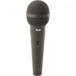 CAD Audio - CAD12 - CAD CAD12 Cardioid Vocal Microphone - Dynamic - Handheld - 80Hz to 13kHz - Cable