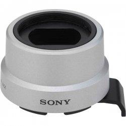Sony - VADWF - Sony VAD-WF Lens Adapter - Silver, Black
