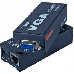 QVS - VC5-1P - QVS VC5-1P Video Console/Extender - 1 x 1 - QXGA - 262ft, 164ft