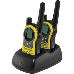 Motorola - MH230R - Motorola Talkabout MH230R Two-way Radio - 22 x GMRS/FRS - 121440 ft