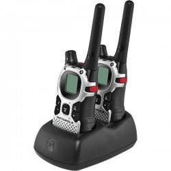 Motorola - MJ270R - Motorola Talkabout MJ270R 2 Way Radio - 22 GMRS/FRS - 27Mile
