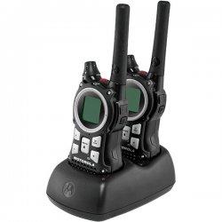 Motorola - MR350R - Motorola Talkabout MR350R 2 Way Radio - 22 GMRS/FRS - 35Mile