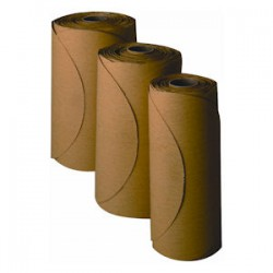 3M - 01325 - 3M 01325 Stikit Gold Film Disc Roll, 01325, 6 in, P320, 75 discs per roll, 6 rolls per case
