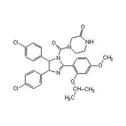 EMD Millipore - 444143-1MG - MDM2 Antagonist, Nutlin-3, Racemic - CAS 548472-68-0 - Calbiochem